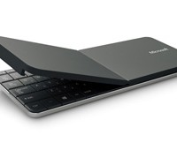 日本マイクロソフト Bluetoothキーボード Wedge Mobile Keyboard U7R-00022