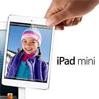 iPad miniのセットアップ