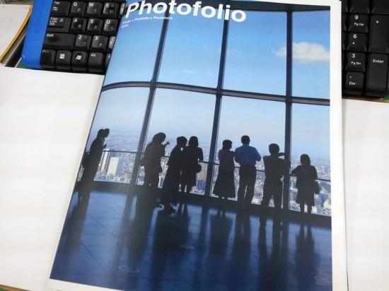 photofolio表紙・裏表紙