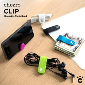 Cheero CLIP使い方色々