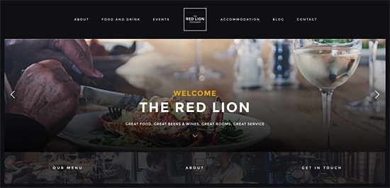 The Red Lion
