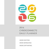 2016 CYBERCONNECT2 DAILY PLANNER