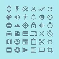 無料で商用利用可能なアイコンセット Google Material icons