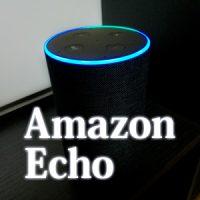 我が家にAmazon Echoのアレクサがやってきた!